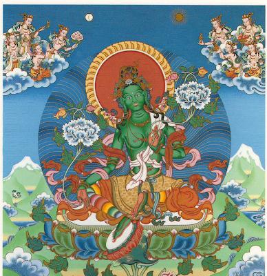 SakaDawa Tara & Venus